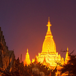 Bagan Night