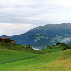 panorama Wolfsee