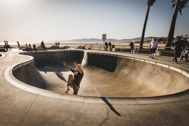 Venice Beach - Skate fun in Venice Beach