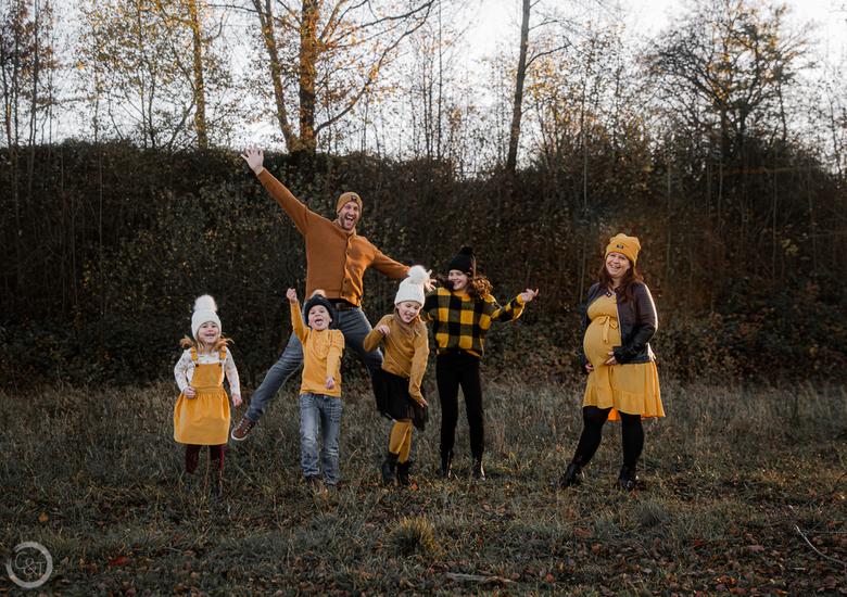 Family fun - Een fotoshoot is... FEEST!<br />