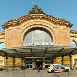 Centraal Station Dresden