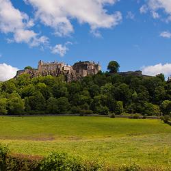 Schotland 12  Stirling Castle