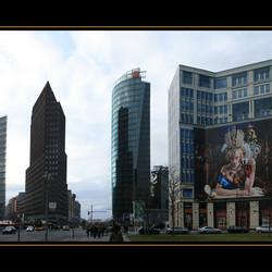 Panorama Potzdammerplatz