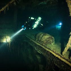 onder water Urbex