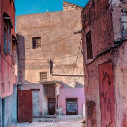 Marrakech de kleurrijke stad