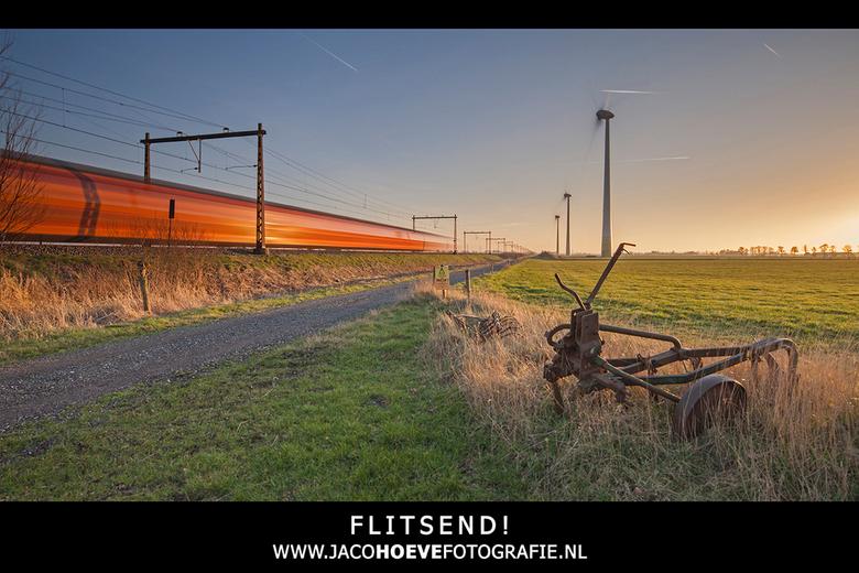 Flitsend (I) - Genomen op 3 februari 2014