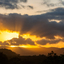 zonsopkomst in Kruger Park