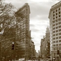 Flat Iron Building NY 2010