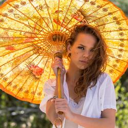 met parasol