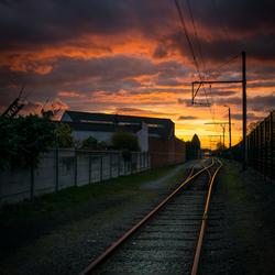 Belgium railway