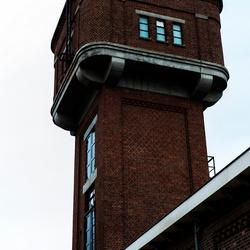 Watertoren wijk Roombeek in Enschede