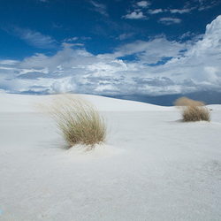 White Sands, New Mexico VS