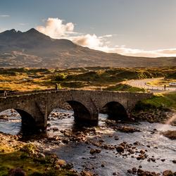 Brug op Skye - Schotland