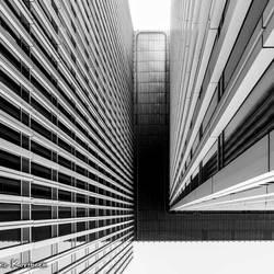 Lijnenspel in architectuur...