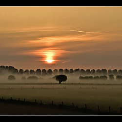 Misty Sunrise (2)