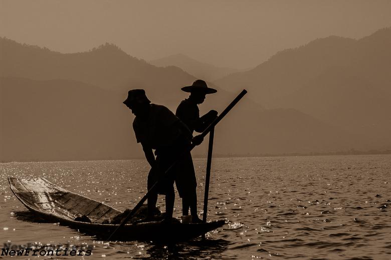 Inle Meer - Myanmar