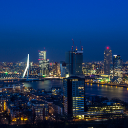 Rotterdam from above - Part Six