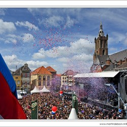 Opening bevrijdingsfestival Roermond