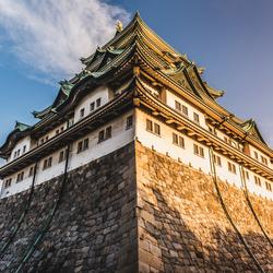Samurai honmary castle // Nagoya, Japan
