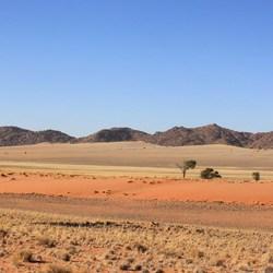 Panorama Namibie