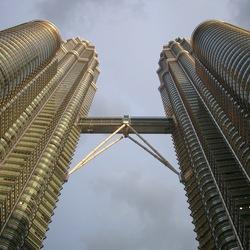 Petronas Twin Towers Malesie