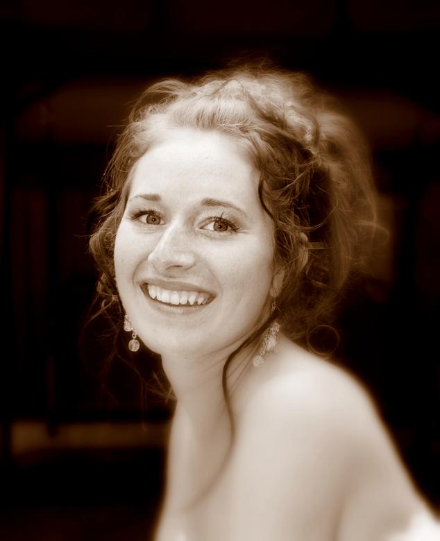 els -  els was een stralende bruid , ze vroeg me de bruidsreportage te maken en dat heb ik met veel plezier gedaan