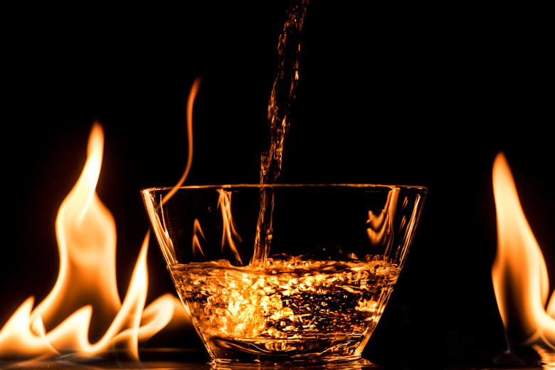 fire and water -