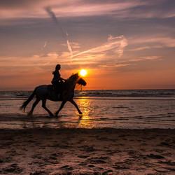 Sunset @ Wassenaar