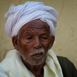 Egyptenaar, portret 2