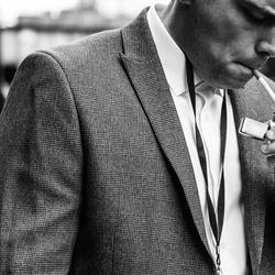Smoking in Londen