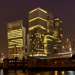 Gebouw De Rotterdam hdr