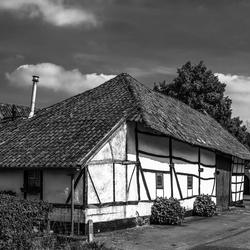 Oud vakwerkhuis
