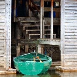 Boathouse Loch Vaa
