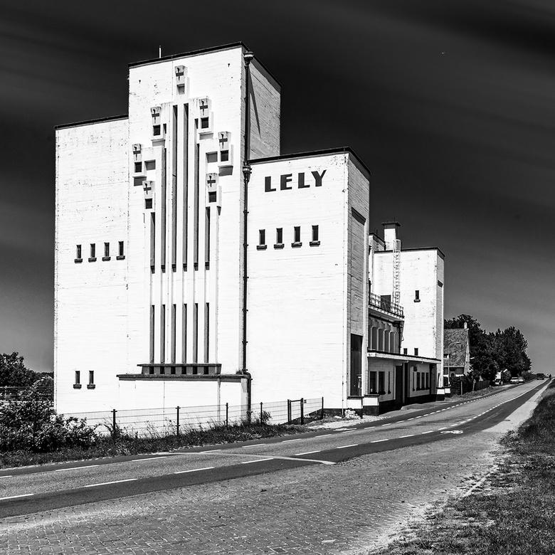 Gemaal Lely - Medemblik -