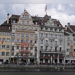 Ook Luzern stond achter Nederland