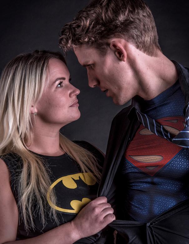 superman - ik hoop in de toekomst mijn favorieten superheld op de foto te kunnen zetten Batman en in combinatie met de joker