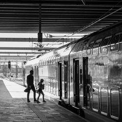 Dagje uit met de trein
