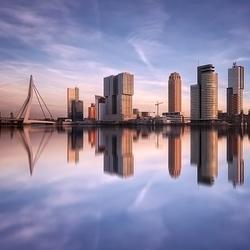 Rotterdam gespiegeld