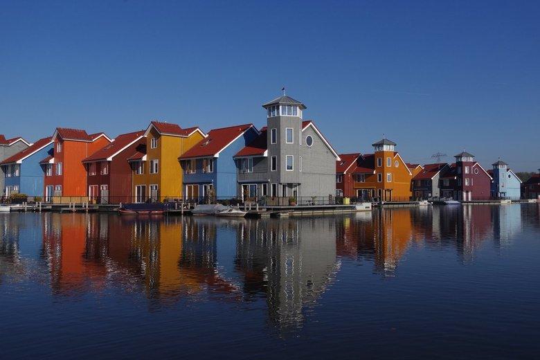 Reitdiephaven Groningen -