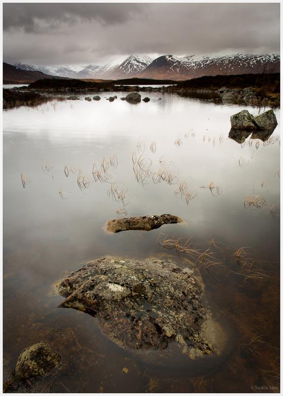 The next day - Fotograferen vanuit herkenning en rust... Dit meer (Moor) had me de dag ervoor overweldigd, de volgende dag herkende ik het...