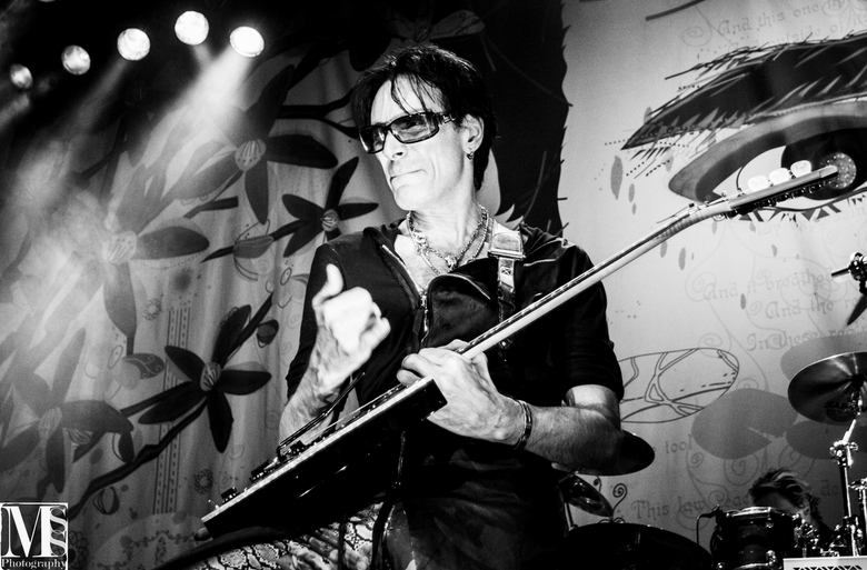 Steve Vai - Story of Light tour 2012<br />