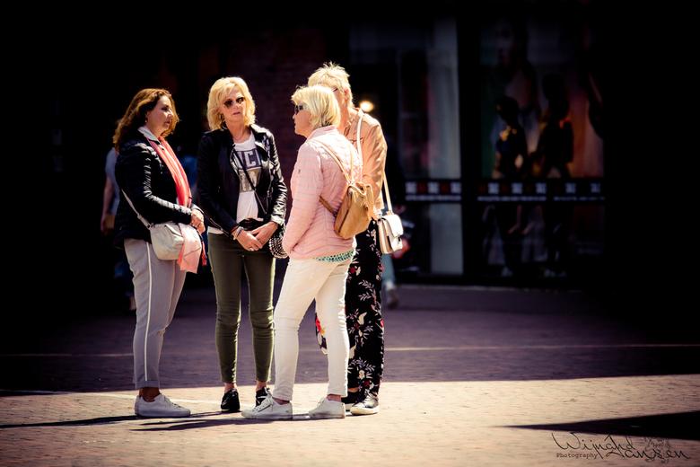 Women's talk group