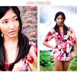 Asian Cinderella