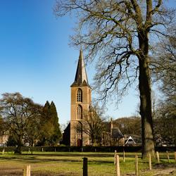 Kerkje in Vilsteren