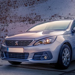 New 308SW by Peugeot