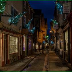 Kerst in York