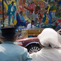 Kleurrijk Harlem