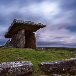 Dolmen in Ierland