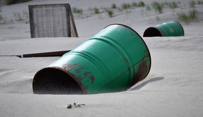 Strand dump