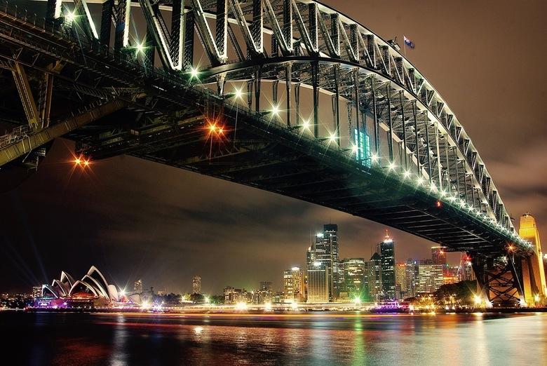 Sydney by Night - Sydney by Night